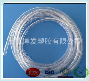 Dehp Free Non-Toxic PVC Plastic Disposable Medical Suction Catheter pictures & photos