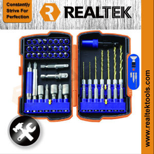 Professional 50PCS Drill and Driver Set pictures & photos