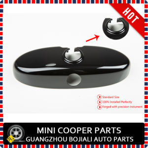Brand New ABS Plastic UV Protected Sporty Yellow Union Jack Style with High Quality Interior Mirror Covers for Mini Cooper R55-R61 pictures & photos