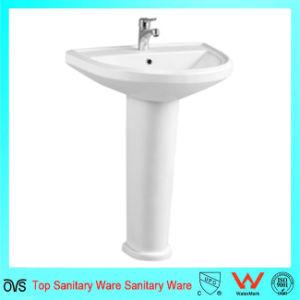 New Design Pedestal Basin Hand Wash Sink pictures & photos
