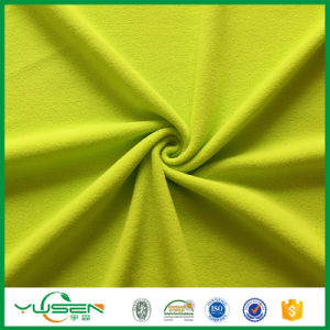 Breathable Fir Retardant Soft Polar Fleece Pill Polar Fleece Fabric for Ladies Jacket pictures & photos