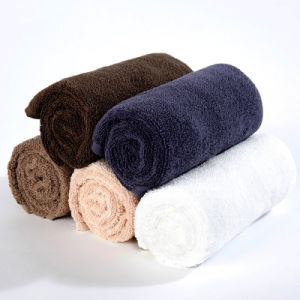 High Qaulity Cusom Face Towel 100% Cotton pictures & photos