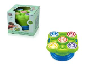 Kids Plastic Educational Multifunction Learning Drum Baby Toy pictures & photos