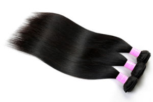 Top Quality Unprocessed 100% Remy Brazilian Virgin Human Hair pictures & photos