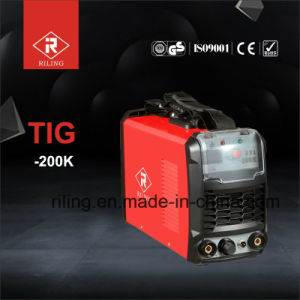 TIG/MMA Welder with Ce (TIG-160K/180K/200K) pictures & photos