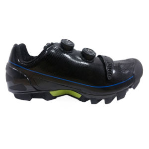 Men Men Shoes Road Racing Athletic Bicycle Shoes pictures & photos