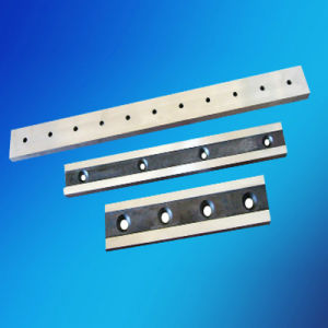 Guillotine Circular Blade for Paper Plastic Cutting Slitting Shredder Machine pictures & photos