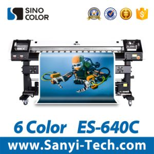 Large Format Eco Solvent Printer with Dual Epson Dx8 Print Head pictures & photos