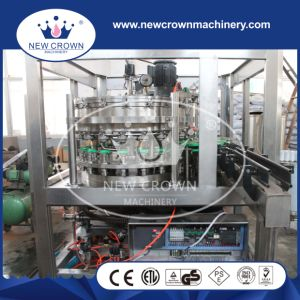 China High Quality Carbonated Filling Line Beer Canning Machine, Aluminum Can pictures & photos