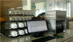 Customized Fluid Solutions Peristaltic Pump with Ce Certificate pictures & photos