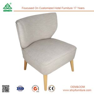 Wholesale Modern Leisure Chair, Fabric Cushioned Fabric Chair, Dining Room Furniture, European Style Chaise Lounge Chair pictures & photos