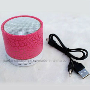 High Quality Wireless Mini Portable Speaker with Logo Printed (572) pictures & photos