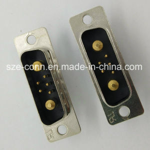 7W2 Coaxial Connector, Power Connector, Medical Connector pictures & photos