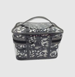 PVC& Nylon Sets Makeup Handbag for Women Cosmetic Bag pictures & photos