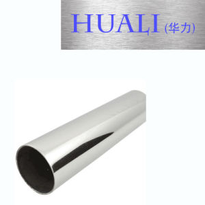 200 300 400 Series Stainless Steel Special Round Pipe pictures & photos