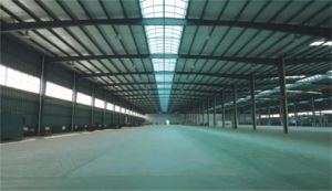 Light Prefab Steel Structure for Warehouse, Factory, Garage pictures & photos