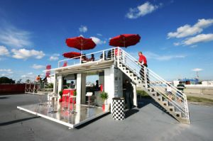 Container Cafe pictures & photos