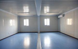 Movable Prefab Panel House/Prefab Modern House/Prefabricated House pictures & photos