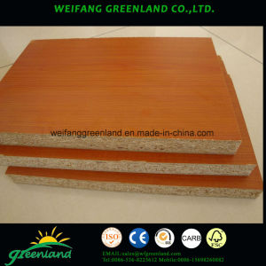 White Colour Melamine Chipboard for Furniture Usage pictures & photos