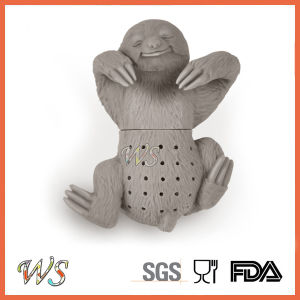 Ws-If055 Food Grade Silicone Sloth Tea Infuser Leaf Strainer for Mug Cup, Tea Pot pictures & photos