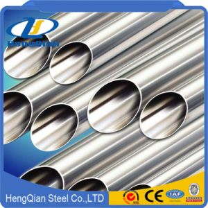 5 Inch 10 Inch Grade 201 202 304 321 310S Welded Stainless Steel Pipe pictures & photos