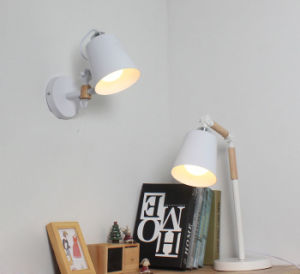 Modern Black Metal Reading Wall Lamp Light for Bedside pictures & photos
