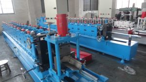 Innovative Shutter Door Sliding Guide Rail Cold Roll Forming Machines pictures & photos