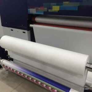 45/55/80/100GSM Sublimation Transfer Paper Roll for Sublimation Transfer Printing pictures & photos