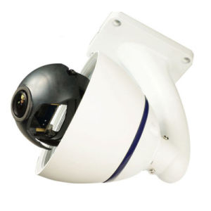 Image Without Warping IP66 Waterproof CCTV IP Camera pictures & photos
