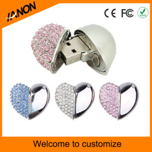 Diamond Necklace USB Flash Drive Jewelry USB Flash Disk pictures & photos