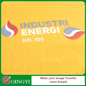 Qingyi Hot Selling Heat Transfer Sticker Film for Clothing pictures & photos