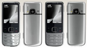 "Original Unlocked Nekia 6700 2.2"" 5MP GPS GSM Mobile Phones pictures & photos"