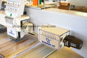 Industrial Computerized Embroidery Sewing Machine pictures & photos