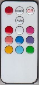 Twenty One Key Mini IR Remote Control pictures & photos
