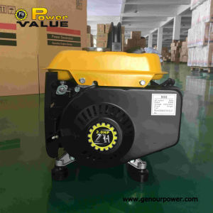 Power Value 650W Small Single Phase Gasoline Generator pictures & photos