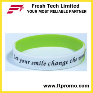 6 Years Experience OEM Silicone Wristband pictures & photos