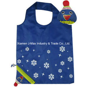 Foldable Shopper Bag, Face Style, Reusable, Promotion, Tote Bag, Lightweight pictures & photos