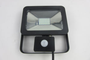 20W Outdoor SMD LED PIR Motion Sensor Flood Light (SLFAP5 SMD 20W-PIR) pictures & photos