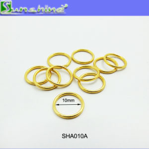 Gold Bra Strap Accessories Ring Slider Hook pictures & photos