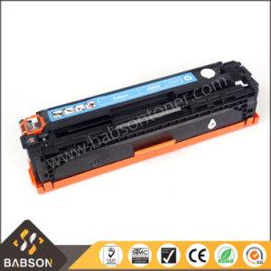 Factory Direct Sale Color Copier Toner Cartridge for HP CB540A/CB541A/CB542A/CB543A (125A) Competitive Price/Free Sample pictures & photos