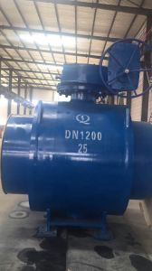 Full Bore Welding Type Ball Valve for Power Plant pictures & photos