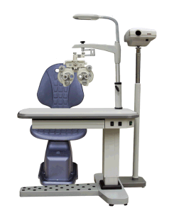 Cheaper Ophthalmic Unit with High Quality and Comprehensive Functions pictures & photos