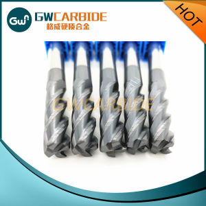 HRC45-68 Carbide End Mills and Reamers pictures & photos