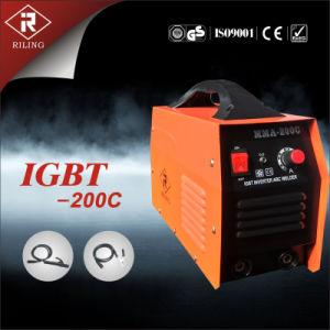 Smart Inverter MMA Welding Machine (IGBT-200C) pictures & photos
