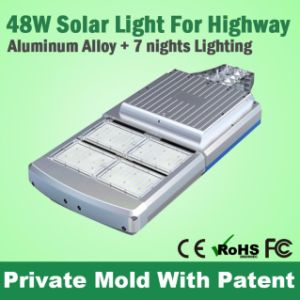 LED Solar Street Light High Power Sparated LED Light pictures & photos