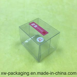 Custom Clear Plastic Packaging Box for Tea Product pictures & photos