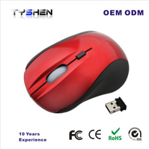 LED Light Shining Cordless Gaming Mouse for Computer Laptop pictures & photos