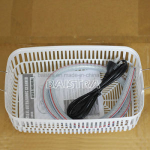 6L Stainless Steel Portable Electronic Ultrasonic Cleaner CD-4860 pictures & photos