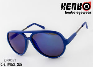 Paper Transfer Patten Classic Shape Frame Plastic and for Men Sunglasses Kp60387 pictures & photos