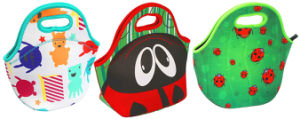 2016 New Style Neoprene Lunch Bag, Insulated Lunch Bag/Handle Lunch Box pictures & photos